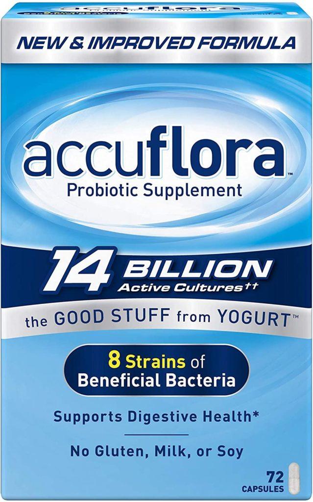 accuflora probiotic reviews