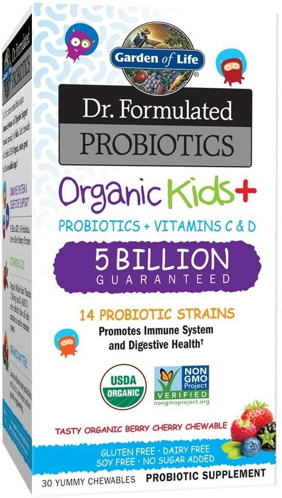 best children's probiotic