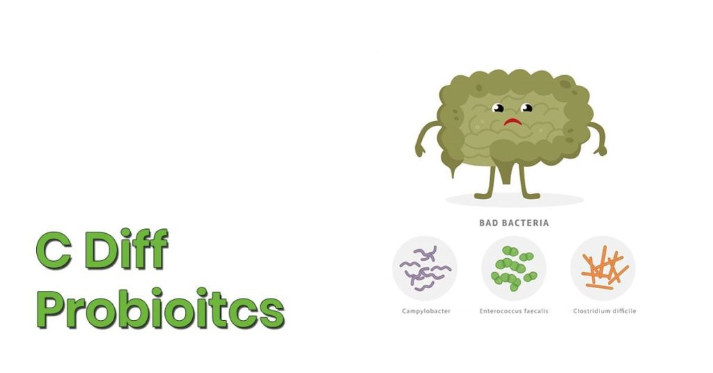 best probiotic for c diff