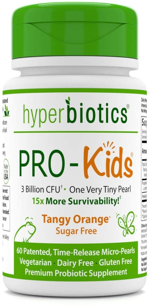 best probiotic for children