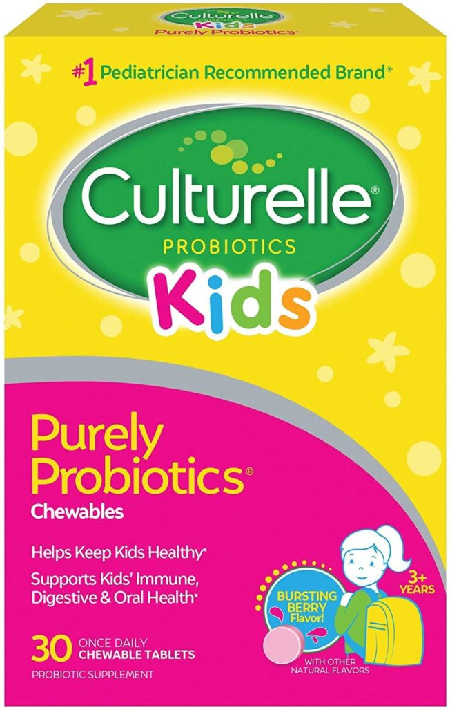 best probiotics for children