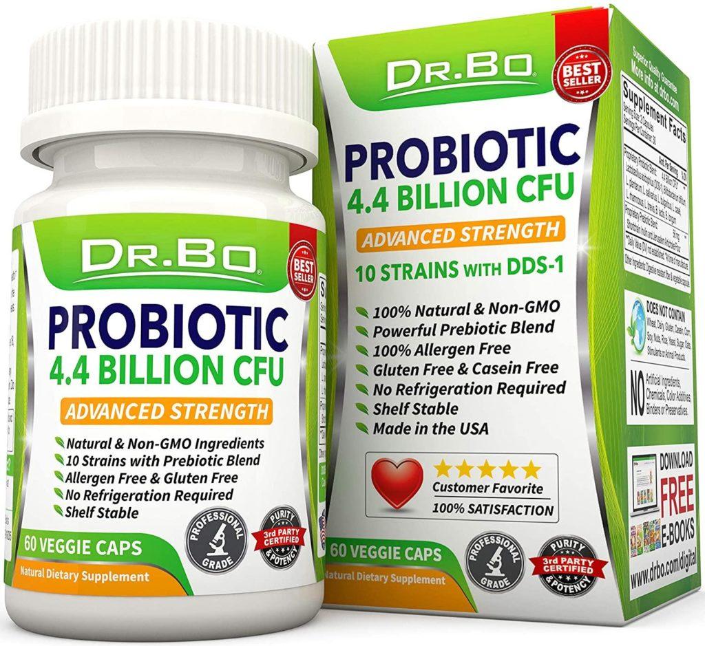 best probiotics for lactose intolerance