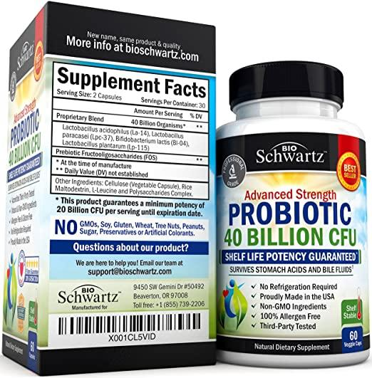 best probiotics for diabetics