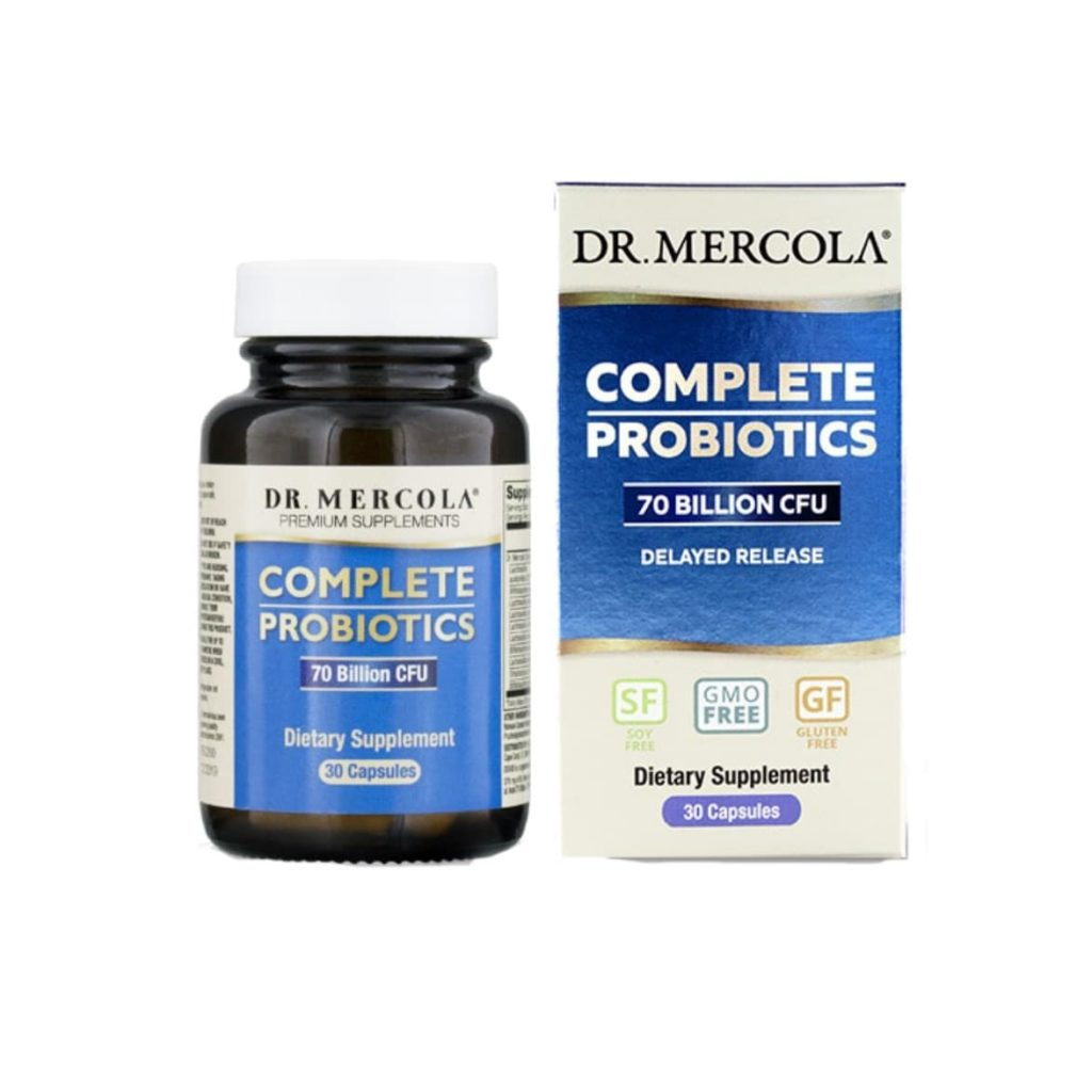 dr mercola complete probiotics review