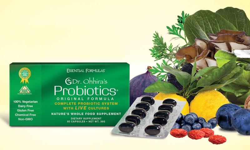 dr ohhira probiotics side effects