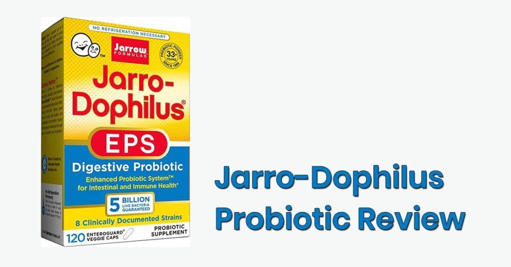 jarrow dophilus review