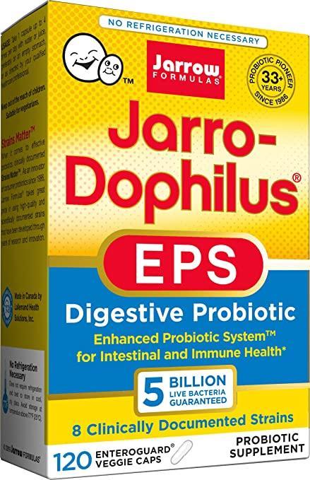 jarrow eps probiotic reviews