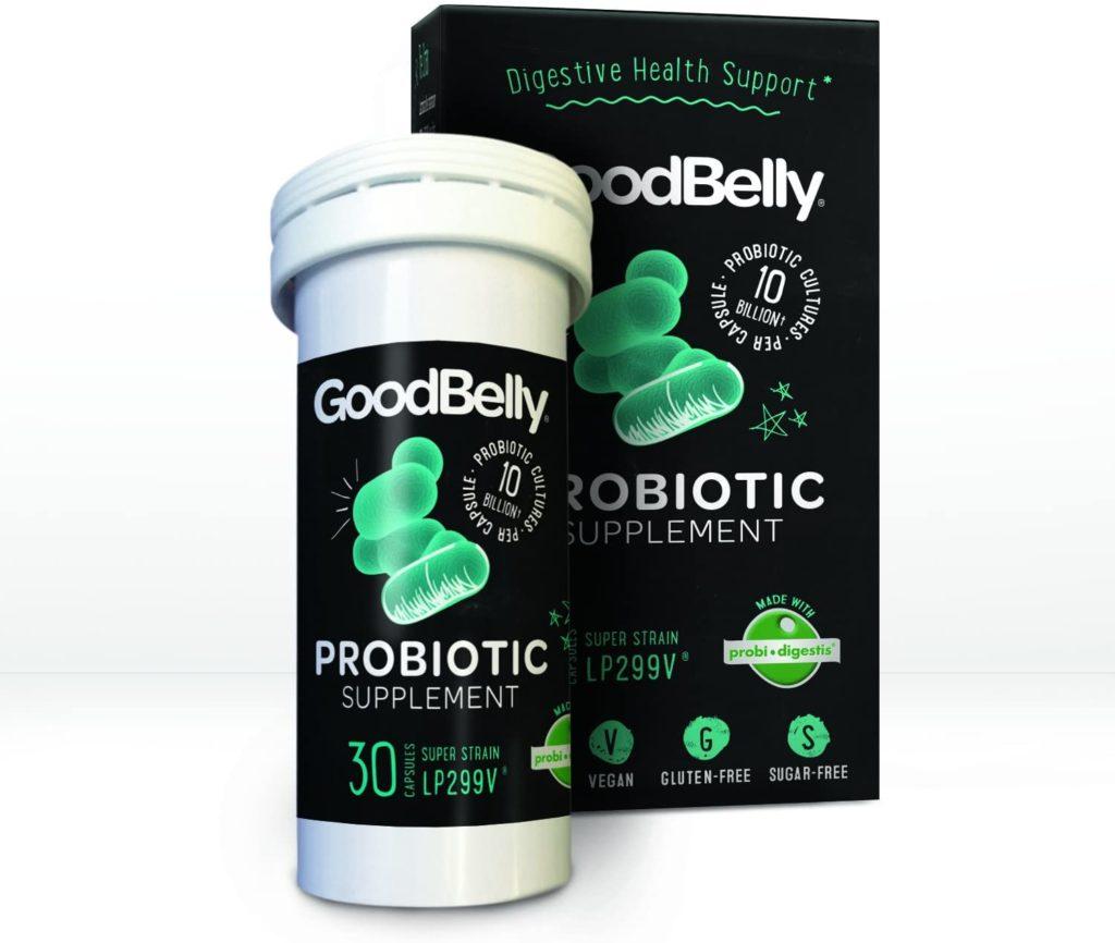 lactose free probiotics