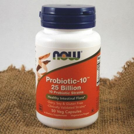 now probiotic-10
