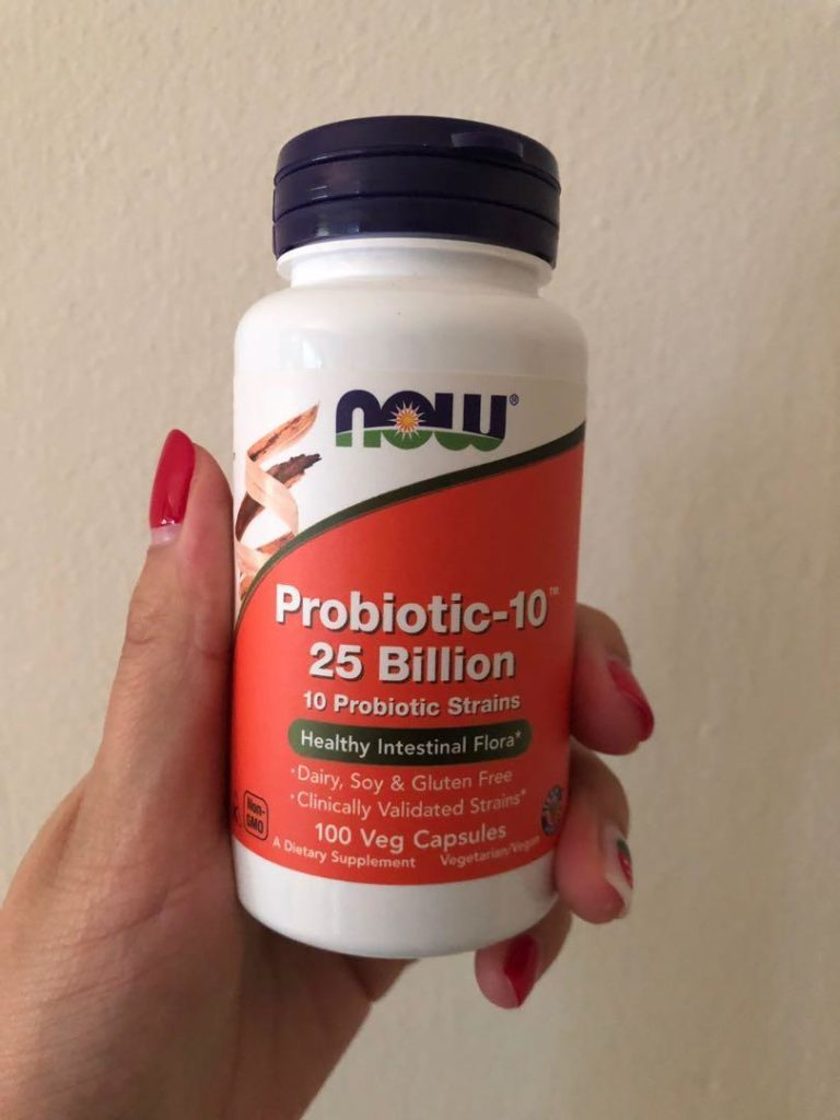now probiotics review