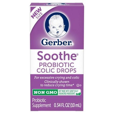 probiotics drops for infants
