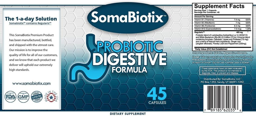 soma probiotics reviews