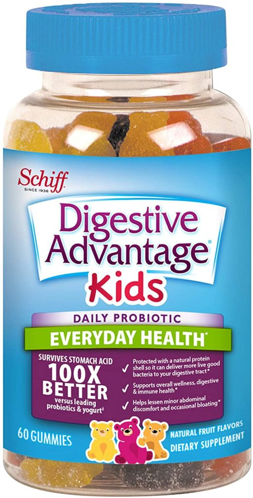 the best probiotic for kids