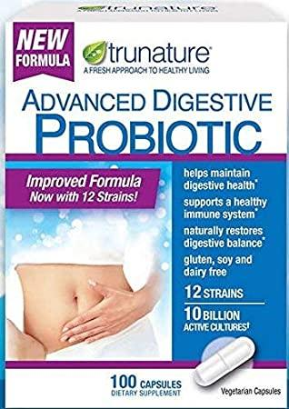 trunature digestive probiotic review