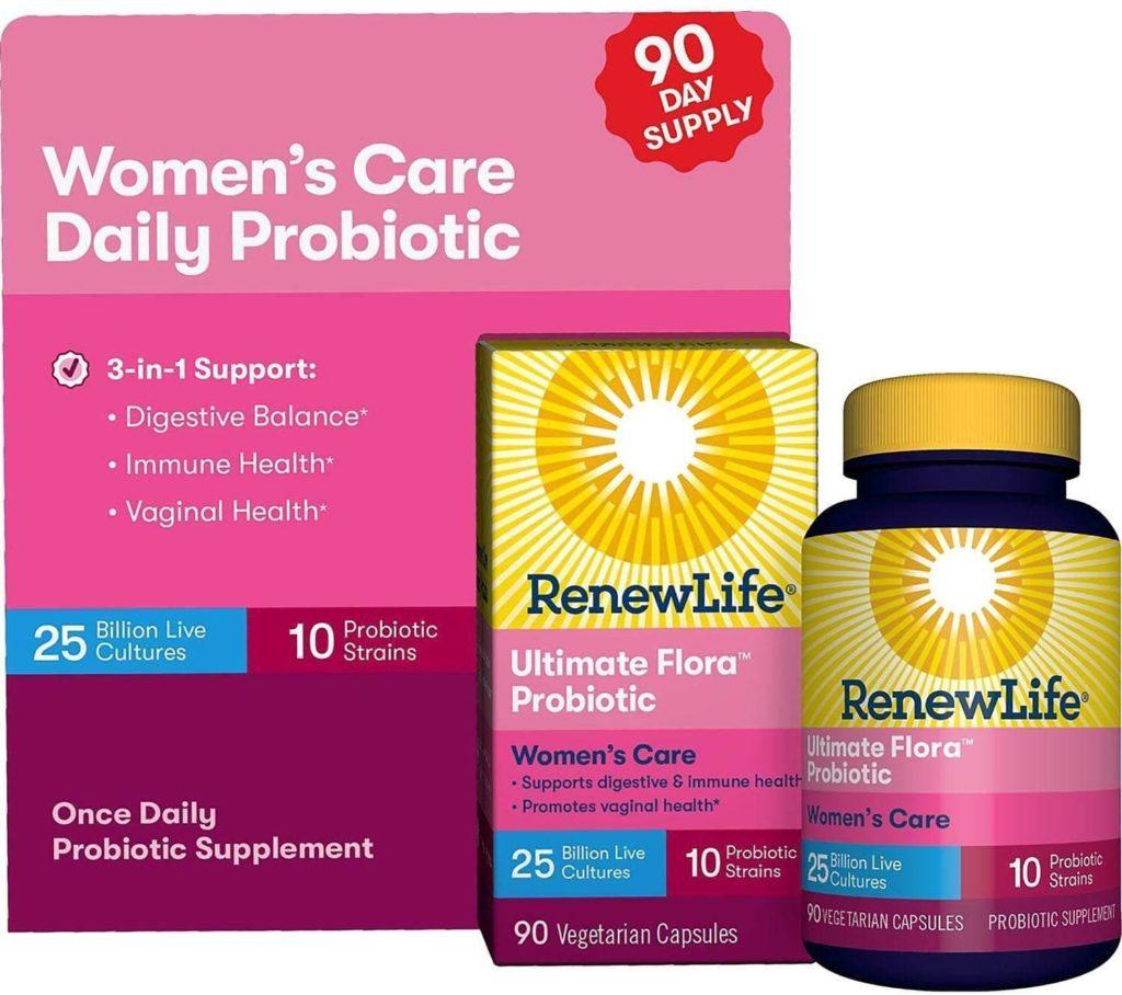 ultimate flora women's probiotic reviews