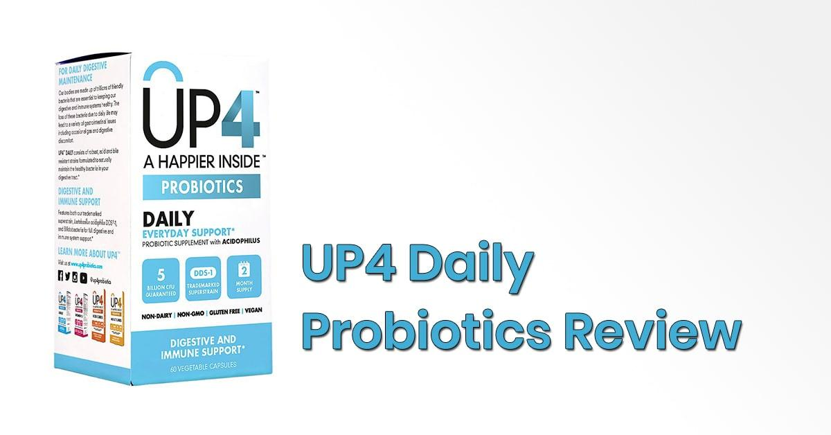 Up4 Probiotics Review Worth The Money