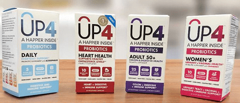 up4 probiotics reviews